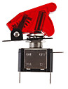 SENCART 12V Переключатель светорегулятора пластик