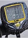디지털 LCD 무선 방수 자전거 컴퓨터 자전거 속도계
