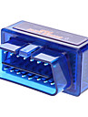 Super Mini Bluetooth V1.5 ELM327 OBD2 OBD-II автомобиля автоматический диагностический сканер