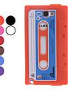 Estilo Protective Case Retro Voltar Silicone Fita Cassete para Samsung Galaxy Note N7100 2 (cores sortidas)