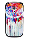 Mapping Pattern Hard Case for Samsung Galaxy I8190