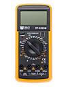 Цифровой мультиметр и вольтметр с LCD дисплеем DT9205M AC DC Volt AMP OHM