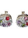 Women's Stud Earrings Alloy Jewelry For Daily