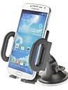 Projeto original Universal giratório pára-brisa do carro montar titular para iPhone, Samsung celulares