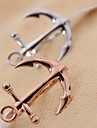 Anchor Shape double anneau (couleur aléatoire)