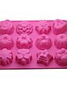 Moule de Cuisson Fleur Pour Gâteau Pour Cookie Pour Tarte Silikon Haute qualité Ecologique 3D