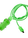 Green Micro USB Cable Charger for Samsung ,HTC Mobile and Others (Assorted Colors)