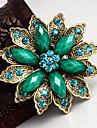 Women's  Exquistie Vintage Flower-shaped Brooch(Random Color)