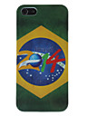 용 아이폰5케이스 패턴 케이스 뒷면 커버 케이스 국기 하드 PC iPhone SE/5s/5