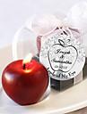 Apple of My Eye Mini-Candle