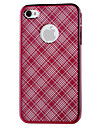 Mirror Pattern Protector PC Hard Case for iPhone4/4S iPhone Cases