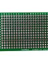 Prototype PCB PCB em branco 2 camadas dupla face 4 x 6cm protoboard