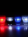 Велосипедные фары / Передняя фара для велосипеда / огни безопасности Светодиодная лампа Велоспорт CR2032 Люмен Батарея Велосипедный спорт