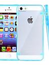 Coque Transparente Phosphorescente pour iPhone 5/5S (Autres Coloris Disponibles)