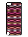 Shimmering Colorful Dots Padrão Hard Case para iPod touch 5