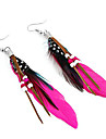 Perlé Feather Earring Anistiomn