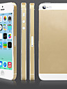 Glittering Gold Body Sticker for iPhone 5/5S