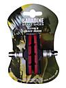 Baradine 70 milímetros 3-em-1 de freio bloco de borracha