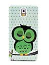 Sleeping Owl Designs Hard Case for  Galaxy Note 3 N9000