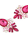 Women's Stud Earrings Crystal Jewelry Party Daily Casual