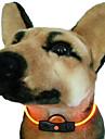 Модный, светодиодный ошейник для домашних животных (разные цвета)
