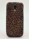 Mini Leopard Pattern Back Cover TPU Soft  Case for Samsung Galaxy S4 Mini I9190