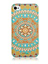 Flower Pattern Silicone Soft Case for iPhone5/5S
