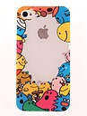 Cartoon Graphics PC Hard Case for iPhone 4/4S