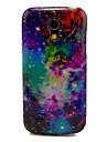 Shining Star Space Pattern TPU Soft Case  for Samsung Galaxy S4 Mini I9190