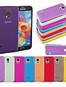 Fashion Solid Color Design TPU Soft Case for Samsung Galaxy S5 I9600