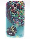 разноцветных шаров шаблон шт жесткий чехол с черной рамкой для Samsung Galaxy s4 мини i9190