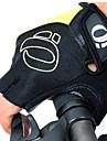 KORAMAN Спортивные перчатки Перчатки для велосипедистов Дышащий Без пальцев Нейлон Велосипедный спорт / Велоспорт Муж.