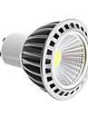 50-240 lm E14 GU10 E26/E27 Точечное LED освещение светодиоды COB Диммируемая Тёплый белый Холодный белый AC 220-240V