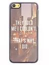나는 알루미늄에게 아이폰 5C를위한 단단한 이론을 한 이유