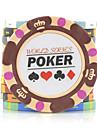 14g корона и покер шаблон глины маджонг чип игрушки для развлечения игровой клуб или бар