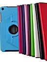 8 Inch 360 Degree Rotation Lichee Pattern Stand Case for ASUS MeMO Pad 8 ME181C(Assorted Colors)