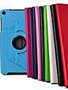8 pouces à 360 degrés motif rotation de litchi reposer cas pour asus mémo pad 8 me181c (couleurs assorties)