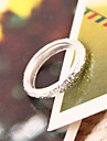 Women's Korean Fashion Sweet Circle Frosted Ring R522