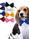Elegant Dog Neck Tie Bowknot for Pets Dogs Random Color Shipping
