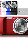 Elegant Simple Style Frosted Hard PC Back Cover Shell Case for Samsung Galaxy S4 Zoom