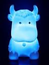 hippo rotocast lumière de nuit de changement de couleur