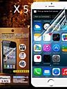 Защитный протектор экрана HD для Iphone 6s / 6 (5шт)