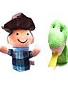 Marionnette de Doigt Serpent Jouets Speciale Loisirs Pour Garcons Pour Filles Tissu Pluche