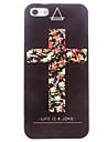 The Cross Design Aluminum Hard Case for iPhone 5/5S iPhone Cases