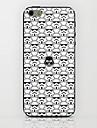 아이폰 6에 대한 작은 군인 패턴 하드 케이스