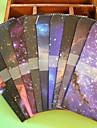 estrelado céu conjunto padrão de envelope (5 pcs / set)