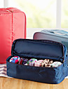 Travel Luggage Organizer / Packing Organizer Travel Storage Multi-function for Clothes Bras Socks Fabric / Travel For Home