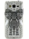 Elephant Pattern TPU Soft  Cover for Galaxy Grand Neo I9060