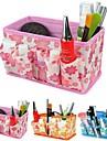 пластик Нетканые Открытые Мультипликация Главная организация, 1 комплект Органайзеры для стола Хранение косметики Корзины для белья