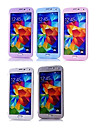 Solid Color with Touch Screen Full Body Case for Samsung Galaxy S4 I9500 (Assorted Color)